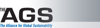 The AGS: The Alliance for Global Sustainability